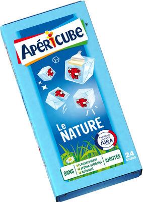 Apéricube Proxi Nature 24C - Produit - fr