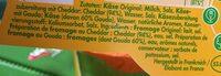 Babybel x9 mix pack - Ingrédients