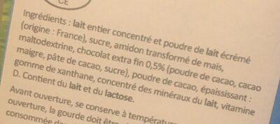Kiri snack - Ingrédients - fr