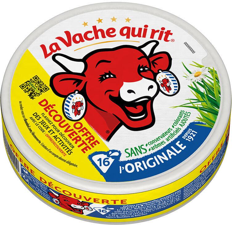 Vache qui rit 16p 280g promo - Produit - fr