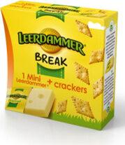 Leerdammer Break Crackers - Prodotto - fr