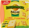 Break mini + crackers - Produit