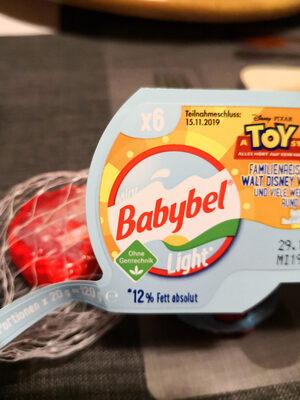 Babybel Light - Produit
