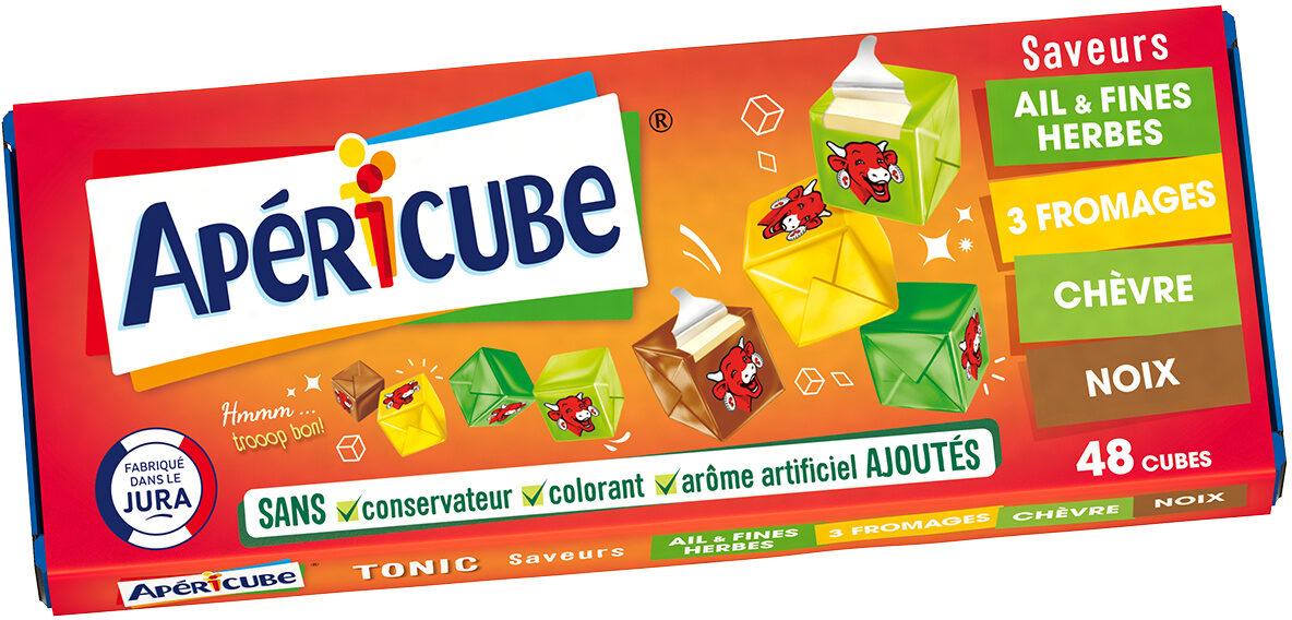 Apéricube Tonic 48C - Produit - fr