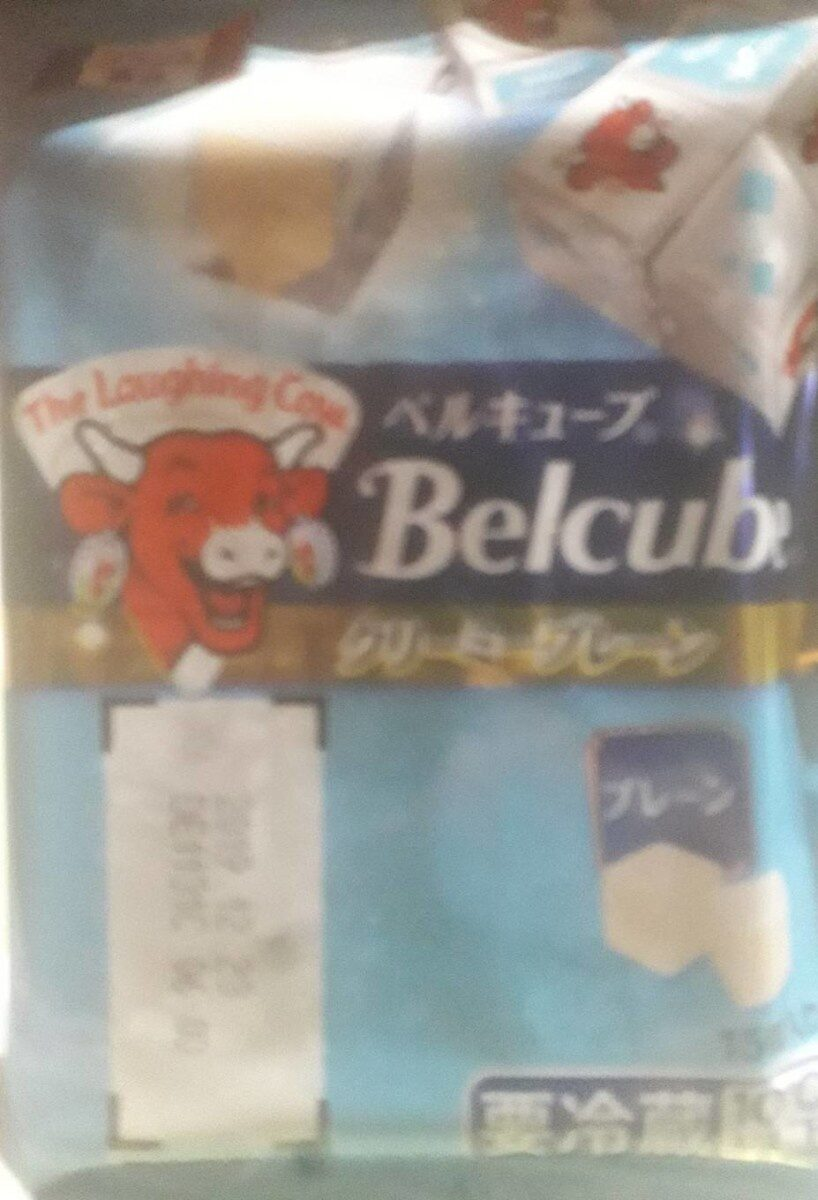The laughing cow belcube - Product
