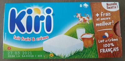Fromage blanc fondu - Product - fr