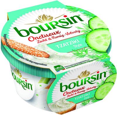 Boursin® Onctueux Concombre et Aneth - Prodotto - fr