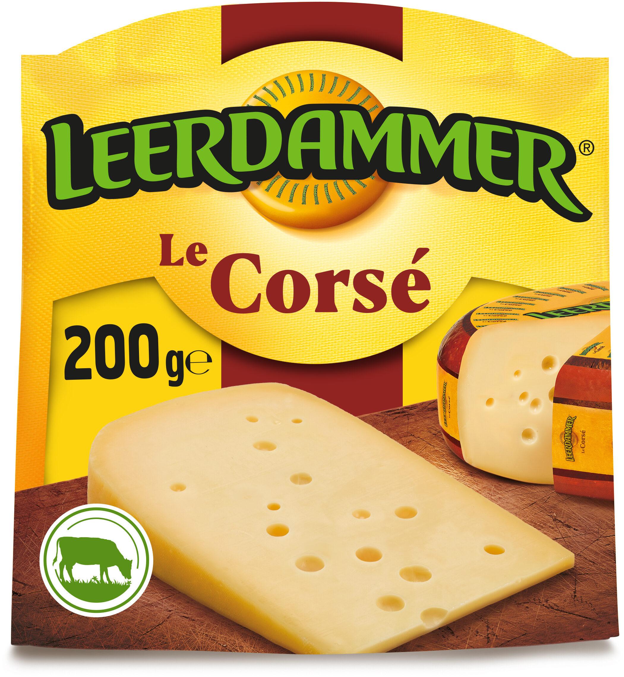 Leerdammer Corsé 6 tranches - Produit - fr