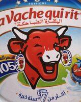 La vache qui rit - حقائق غذائية - fr
