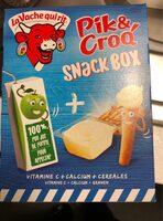Pik&Croq - Product