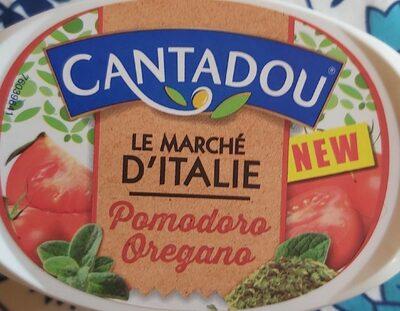 Cantadou le marché d'Italie Pomodoro Oregano - Produkt - fr