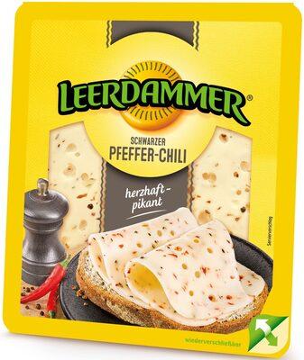 Leerdammer® Schwarzer Pfeffer-Chili - Prodotto - de