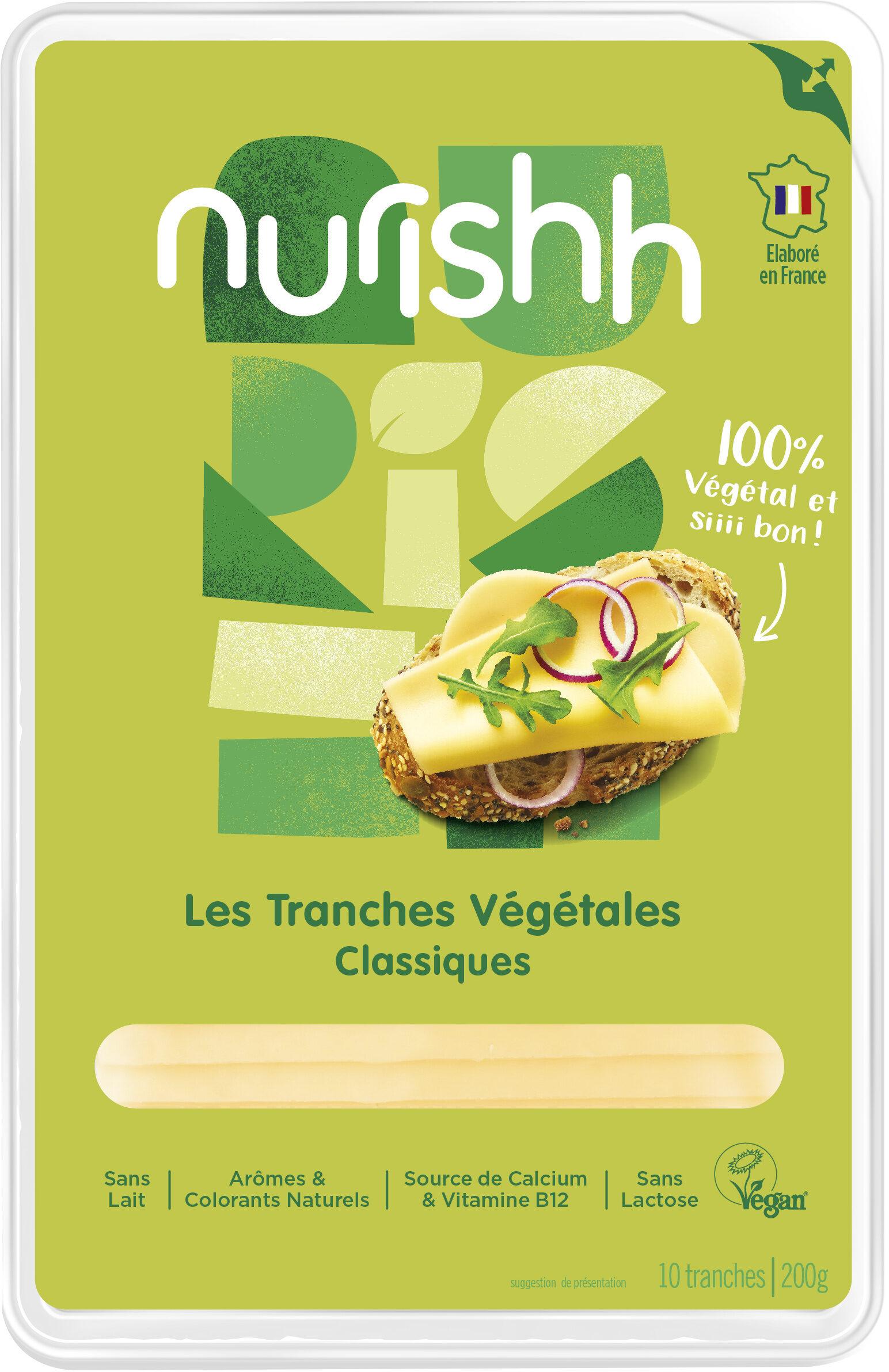Tranches Végétales Classiques - Istruzioni per il riciclaggio e/o informazioni sull'imballaggio - fr