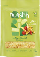 Nurishh - Râpé végétal Classique - Prodotto - fr