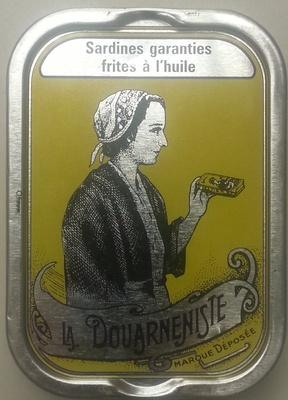 Sardines garanties frites à l'huile - Produit