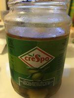 Olives vertes entières - Voedingswaarden