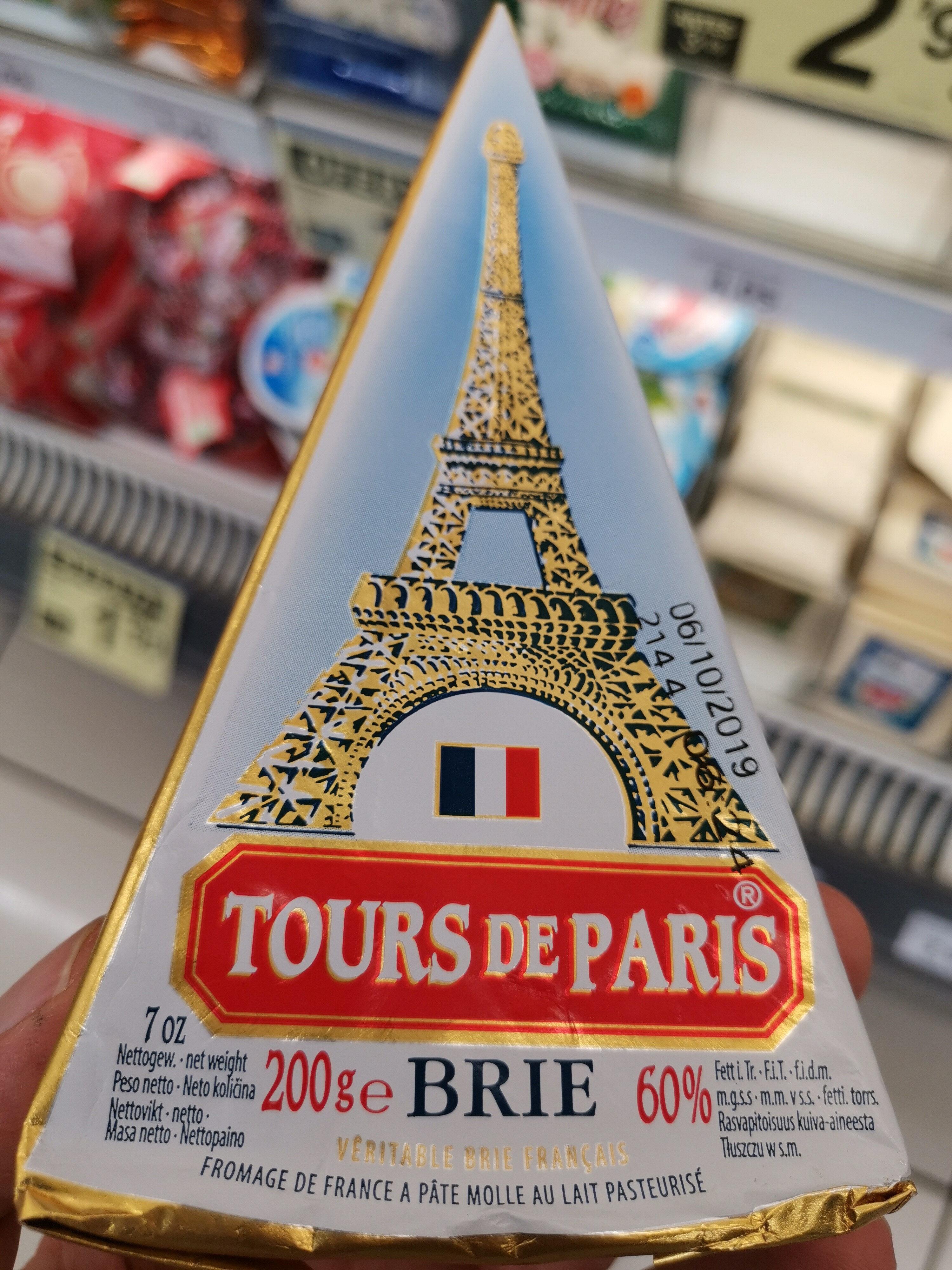 Queso Brie - Producto - es