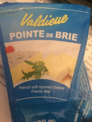 Petit Brie Valdieu - Product