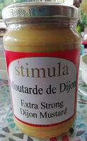 moutarde de Dijon extra-forte de stimula - Продукт