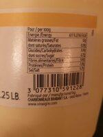 Moutarde De Dijon 1, 05L - Prodotto - fr
