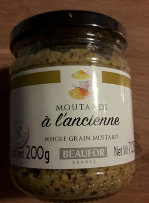 Beaufor Dijon Mustard Ancienne - Produit