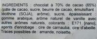 Dragées - Ingrédients - fr