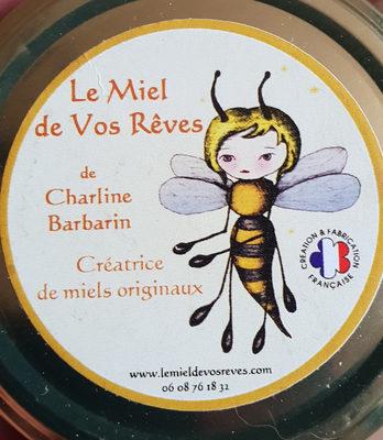 miel noisette - Product - fr