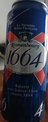 Bte 50Cl Biere 1664, - Produit - fr