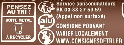 Grimbergen 50CL BTE GRIMBERGEN 6.70 DEGREE ALCOOL - Istruzioni per il riciclaggio e/o informazioni sull'imballaggio - fr