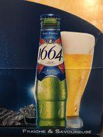 1664 - 20x25cl 1664 - 5.50 degre alcool - Valori nutrizionali - fr