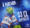 1664 - 12x33cl 1664 - 5.50 degre alcool - Product