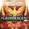 Grimbergen Rouge - Product
