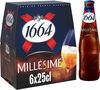1664 6x25cl 1664 millesime 2017 6.7 degre alcool - Product