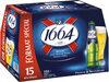 1664 - 15x25cl 1664 format special - 5.50 degre alcool - Produit