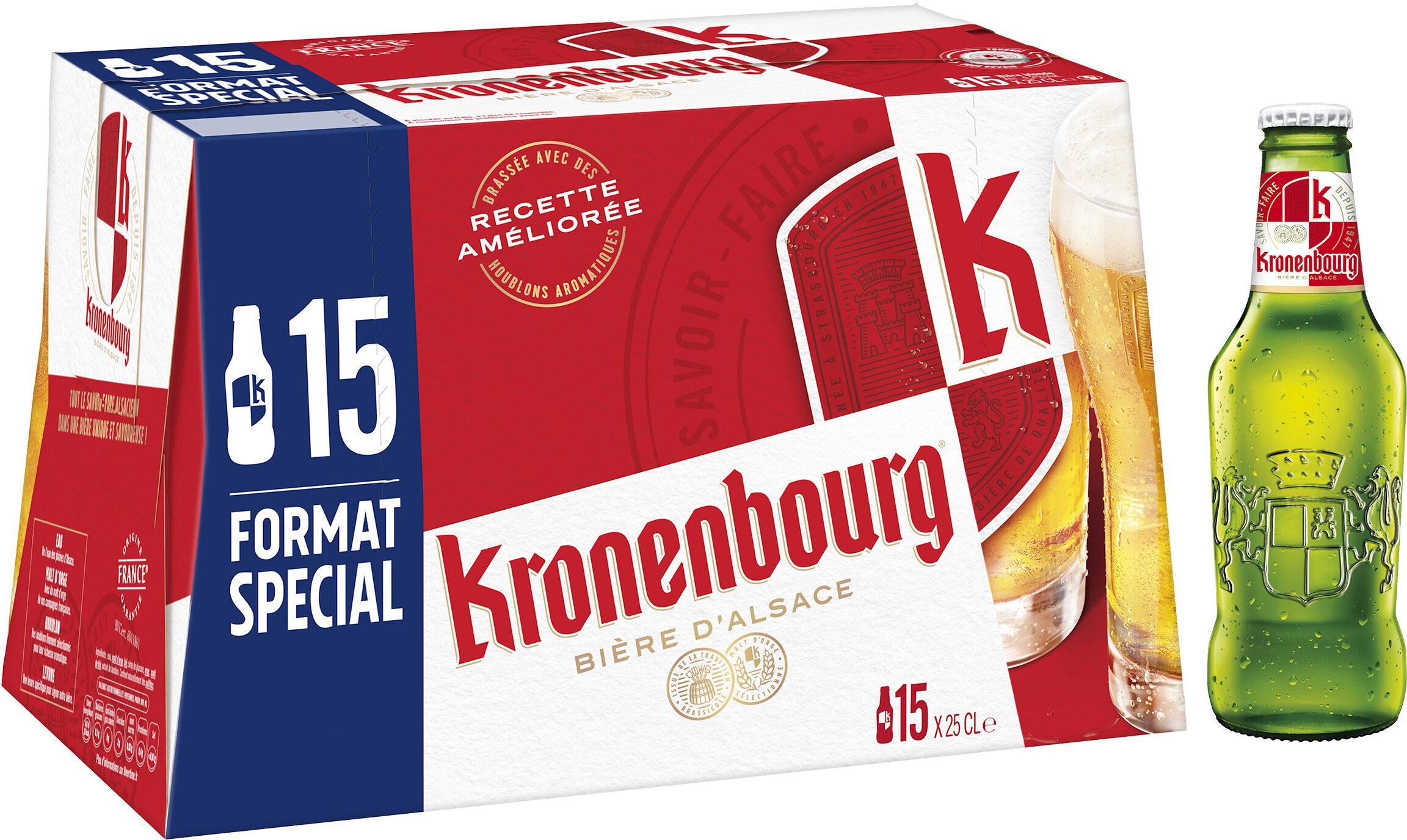 Bière blonde - Produit - fr