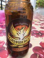 Cerveza Grimbergen Double-ambree 6'5% 33CL - Product