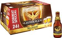 Grimbergen 24X25CL GRIMBERGEN FORMAT SPE 6.7 DEGRE ALCOOL - Prodotto - fr