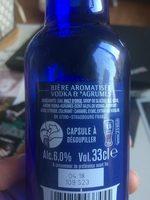 Tuborg - 24x33cl skoll pilier - 6.00 degre alcool - Ingrediënten - fr