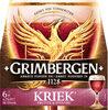 Grimbergen - 6x25cl grimbergen kriek - 6.00 degre alcool - Product