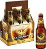Grimbergen - 6x33cl grim blonde panier inv - 6.70 degre alcool - Product