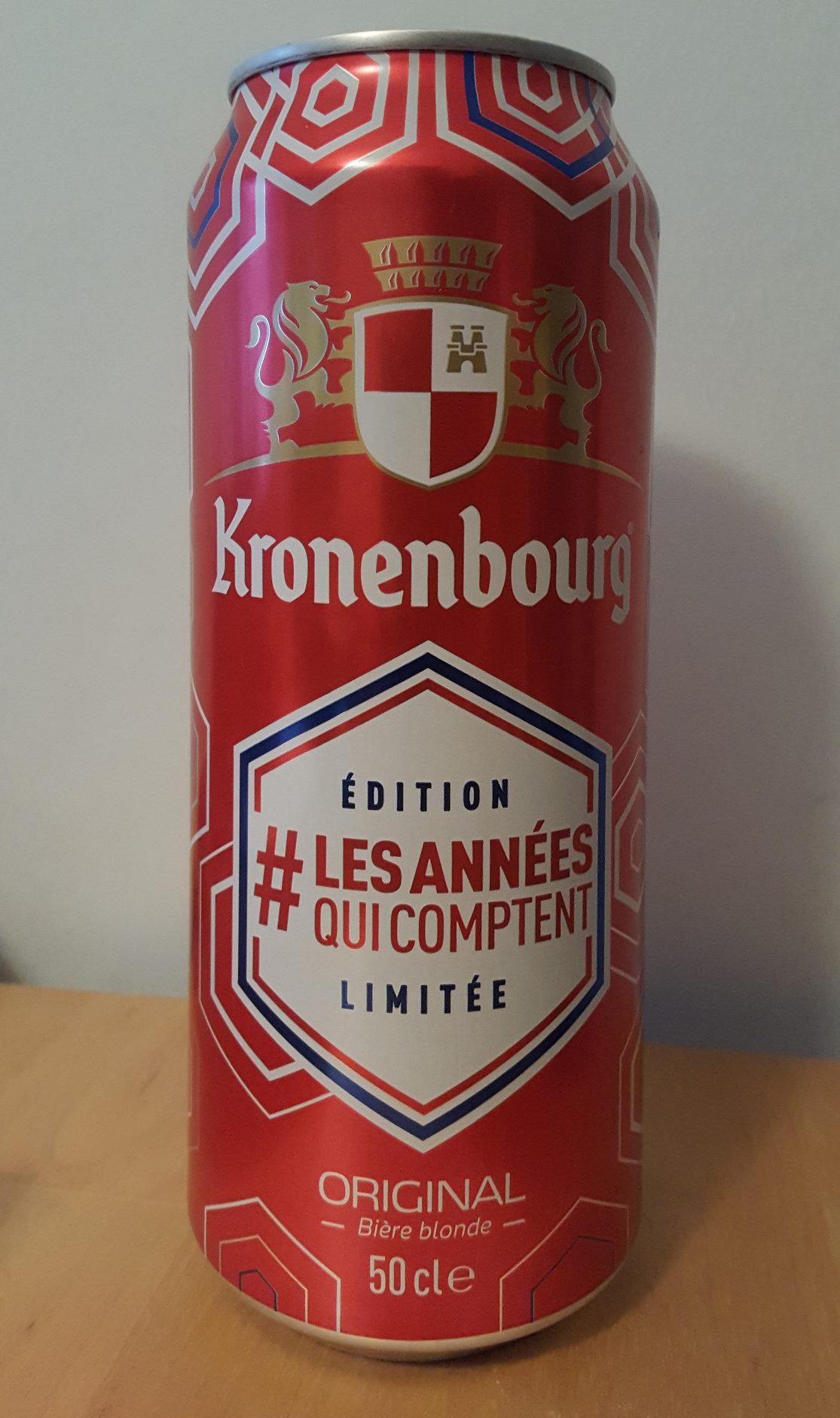 Kronenbourg® - Produit - fr