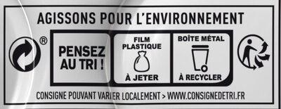 Kronenbourg 6X50CL BOITE KRO 4.2 DEGRE ALCOOL - Istruzioni per il riciclaggio e/o informazioni sull'imballaggio - fr