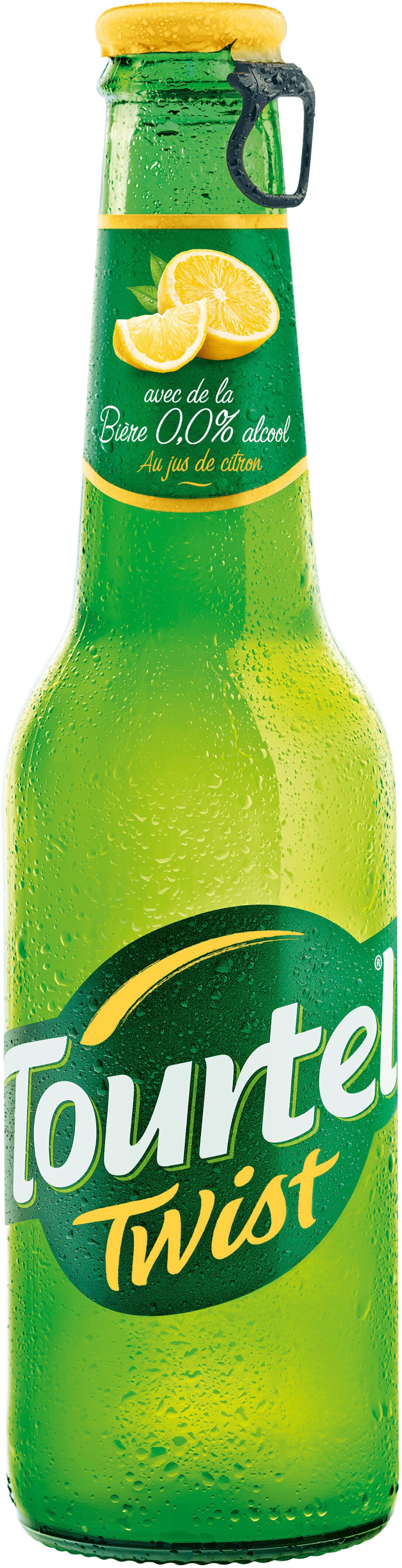 Tourtel - 27,5cl tourtel twist citron - 0.00 degre alcool - Produit - fr