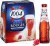 1664 - 6x25cl 1664 fruits rouges - 4.50 degre alcool - Prodotto