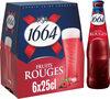 1664 6x25cl 1664 fruits rouges 4.5 degre alcool - Produit