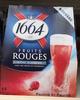 Bière blanche Fruits rouges - Produit