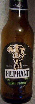 Carlsberg - 27,5cl carlsberg elephant - 7.20 degre alcool - Produit - fr