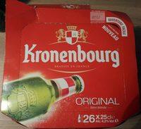Original Bière blonde - Product - fr