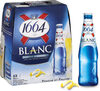1664 - 6x25cl 1664 blanc - 5.00 degre alcool - Product