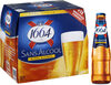 1664 - 12x25cl 1664 blonde sans alcool - 0.40 degre alcool - Product